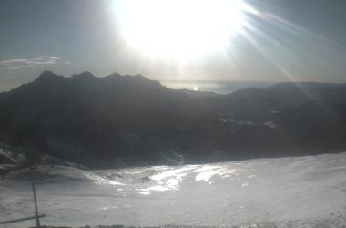 Web CamRifugio Capanna 2000 Alpe Arera - Oltre il Colle