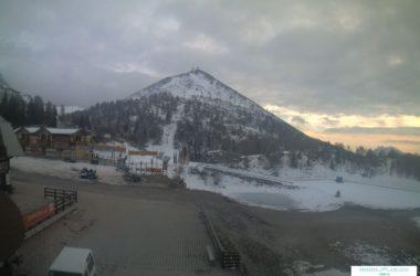 Web CamPiani di Bobbio - Arrivo cabinovia - Valtorta