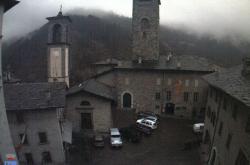 Piazza Dante WebCam - Gromo