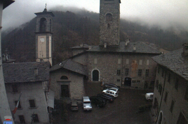 Piazza Dante WebCam - Gromo